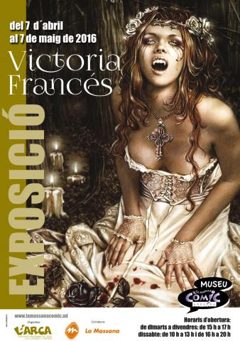 Dark retrospective - Victoria Frances